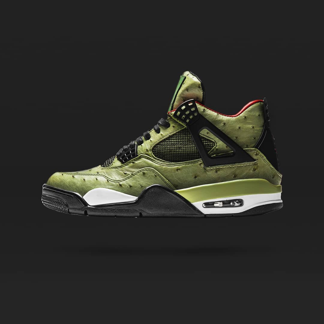 Travis Scott x Air Jordan 4 美国已发售!