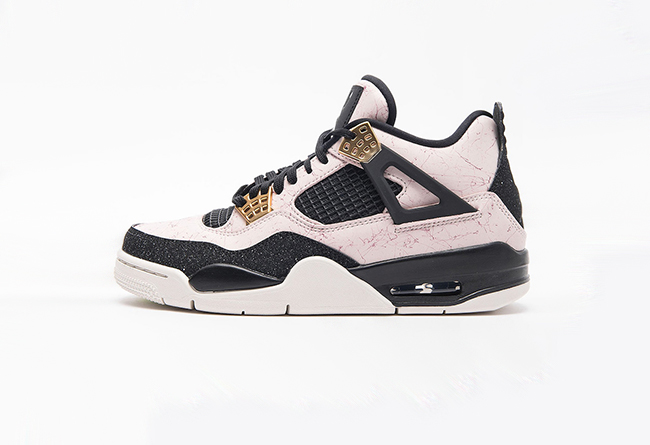 "Air Jordan 4 ""Silt Red"" 货号:AQ9129-601"