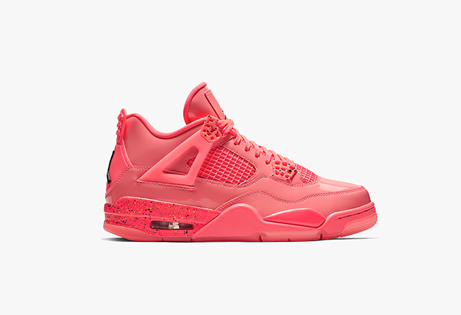 "Air Jordan 4 ""Hot Punch"" 货号:AQ9128-600"