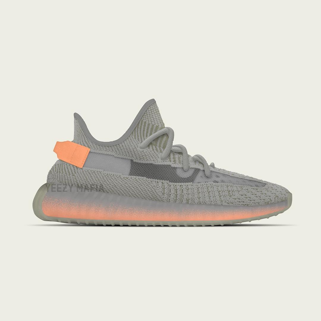 "Yeezy 350 V2 ""True Form""、""Clay""与 ""Hyperspace""。美图曝光!"
