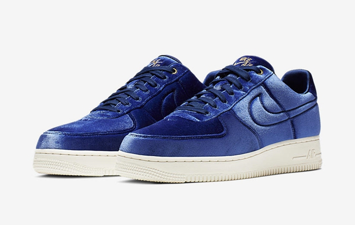 Air Force 1 ´07 Premium 货号:AT4144-400 美图鉴赏