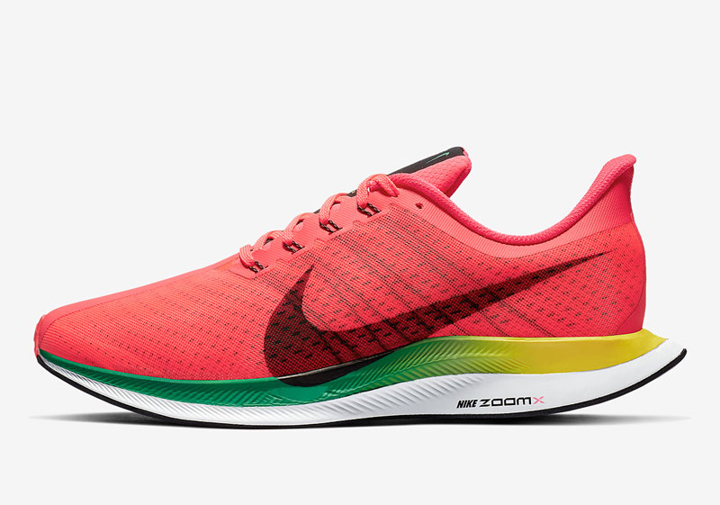 Nike Zoom Pegasus 35 Turbo 货号:BV6104-600