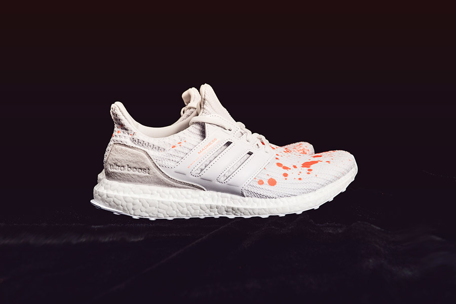 MADNESS x adidas Ultra Boost 1 月 12 日发售