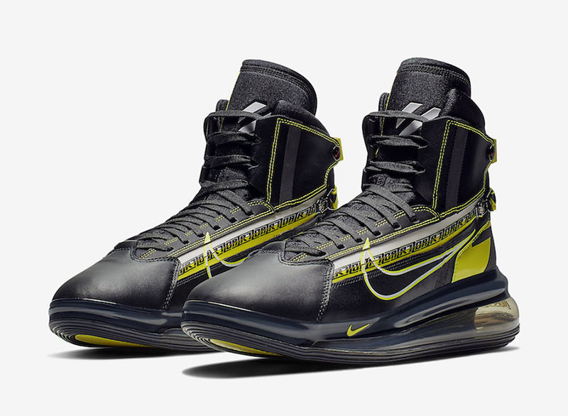 Nike Air Max 720 Saturn AS 货号:BV7786-001