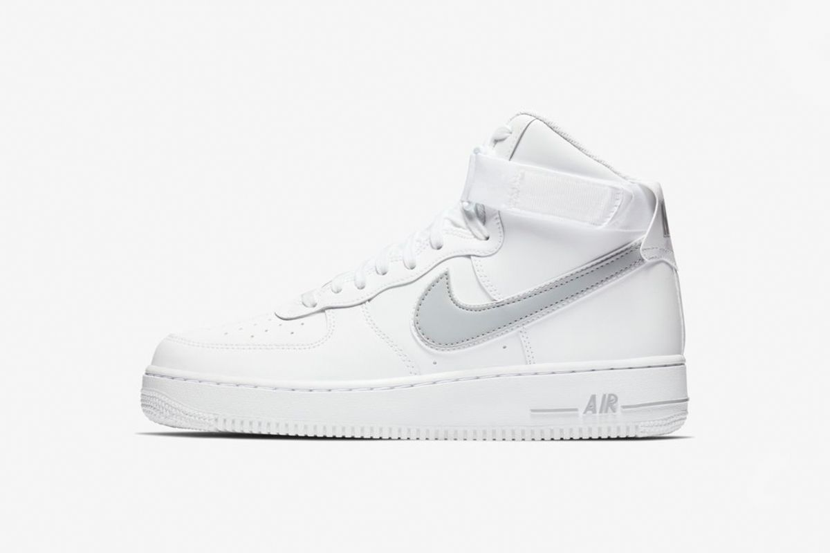 Nike Air Force 1 Hi 全新OG版本 ,海外已发售!