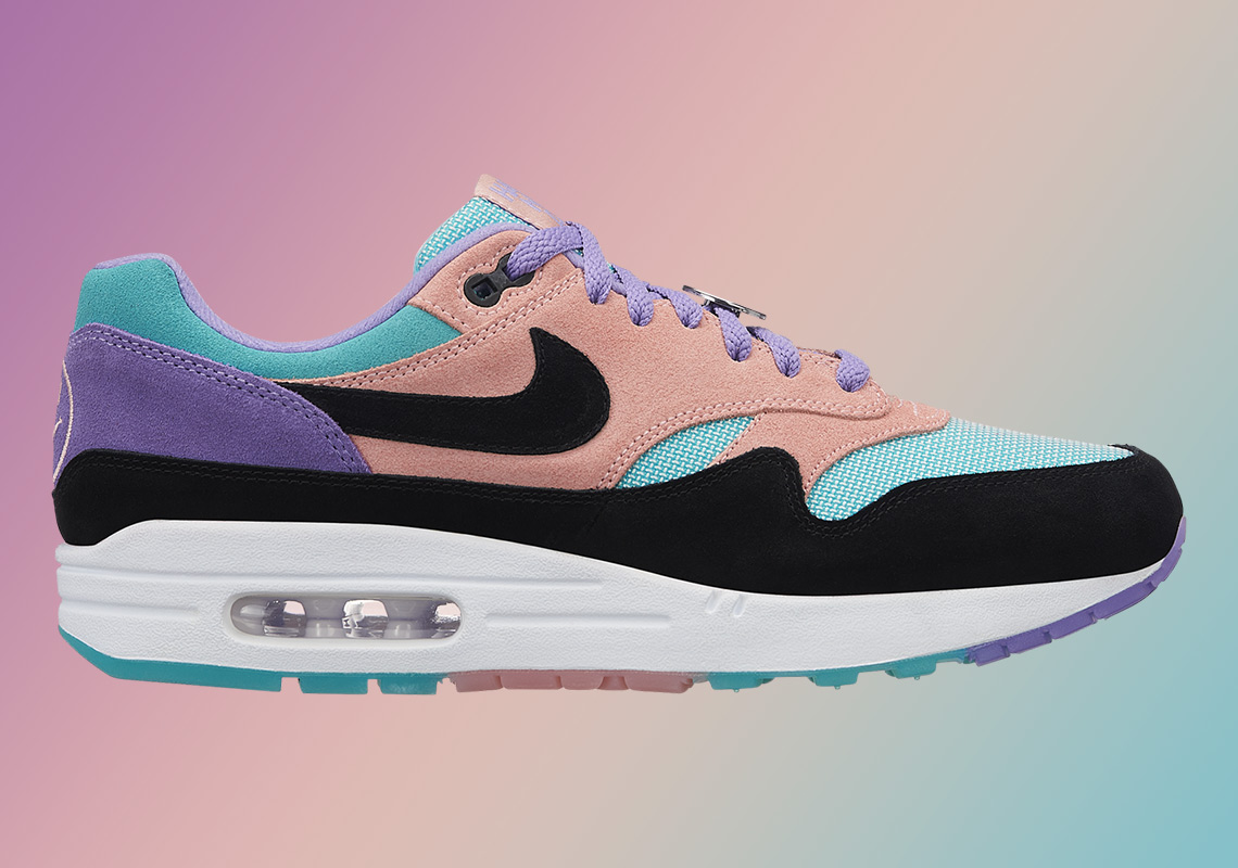 "Nike Air Max 1 ""Have A Nike Day"" 货号:BQ8929-500 有望春季发售!"