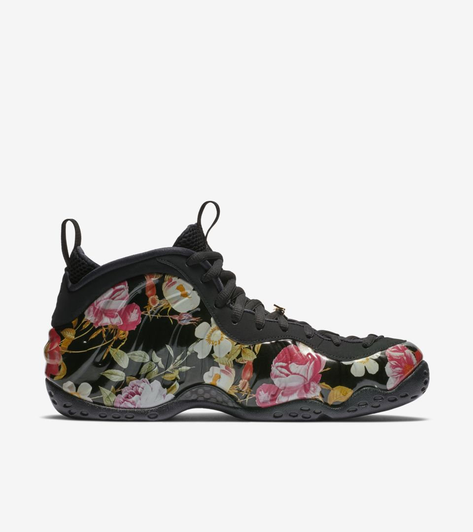 "Nike Air Foamposite One ""Floral"" 货号:314996-012"