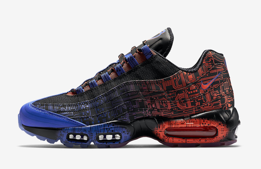 Nike Air Max 95 Doernbecher 全新配色 货号:839165-064