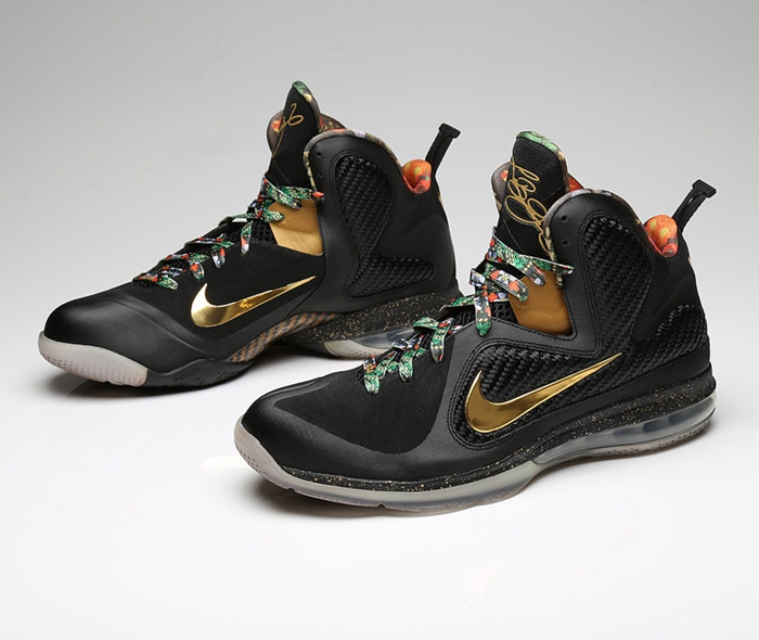 "Nike LeBron 16 KC ""Watch The Throne""  货号:CI1518-001 即将发售!"