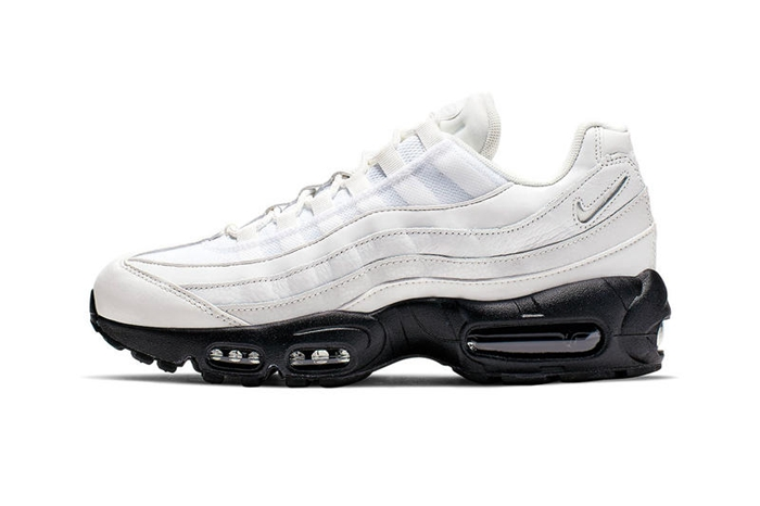 "Nike Air Max 95 ""Summit White"" 全新配色,4月份发售!"