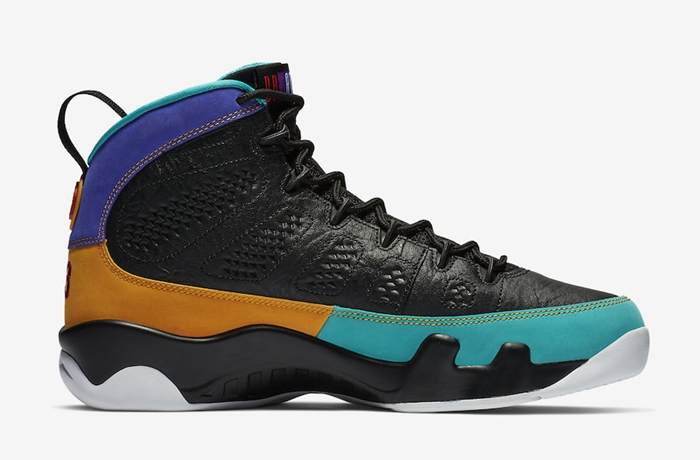 "Air Jordan 9 ""Dream It, Do It"" 货号:302370-065"