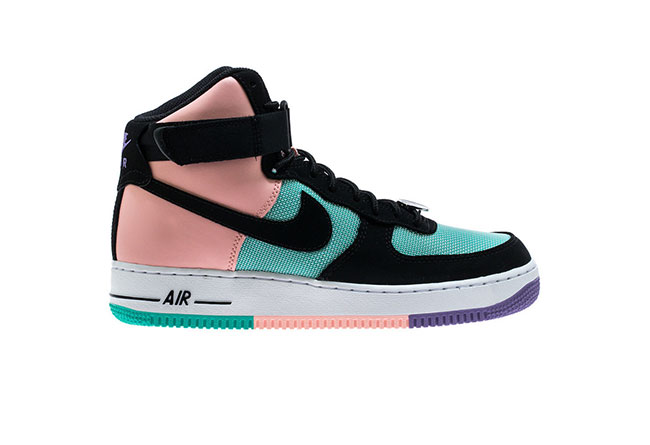 "Nike Air Force 1 High ""Have A Nike Day"" 货号:CI2306-300"