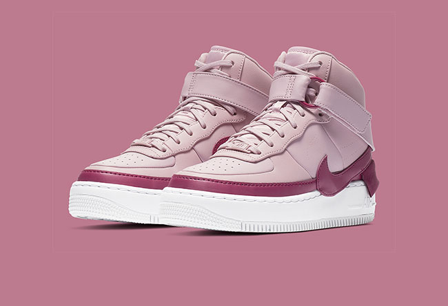 Nike Air Force 1 Jester High XX Wmns 货号:AR0625-501