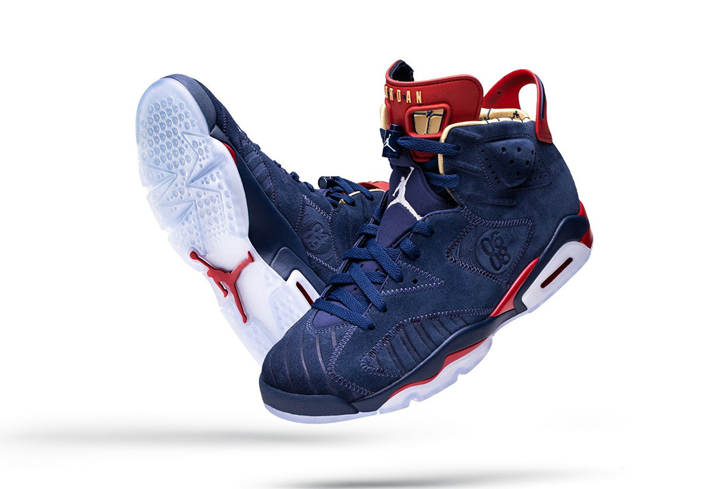 Air Jordan 6 Doernbecher 15 周年 货号:392789-401