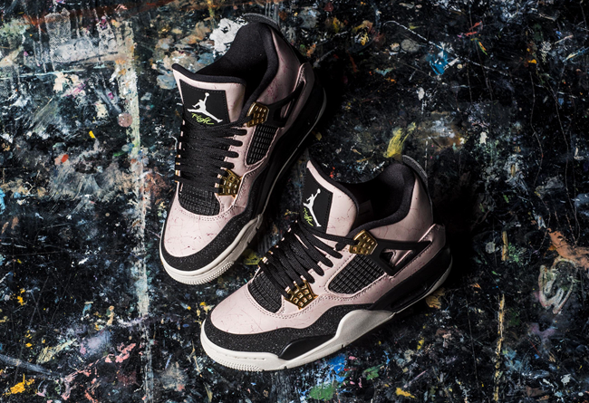 "Air Jordan 4 ""Silt Red"" WMNS 货号:AQ9129-601 即将发售!"