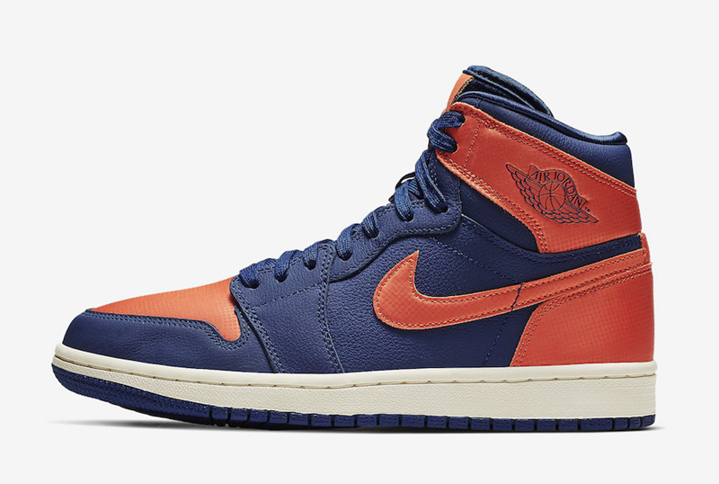 "Air Jordan 1 PRM ""Blue Void"" 货号:AH7389-408"