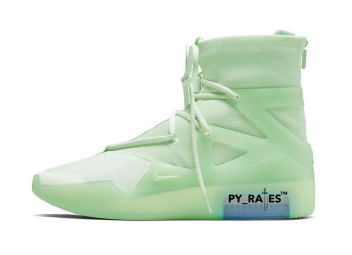 Nike Air Fear of God 1 货号:AR4237-800 实图欣赏!