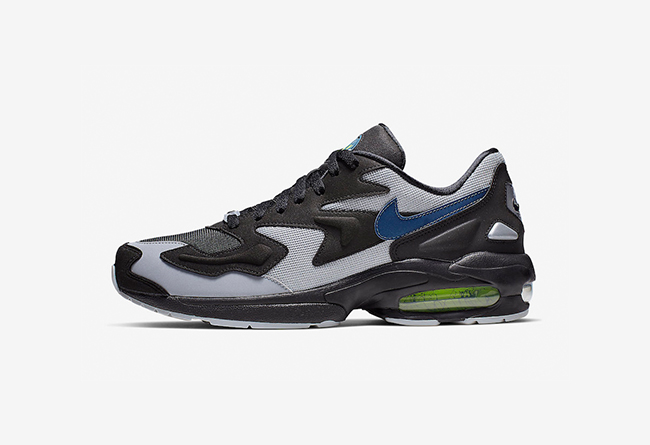 Nike Air Max2 Light 货号: AO1741-002