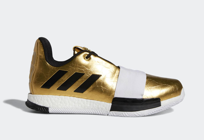 "adidas Harden Vol.3 ""Imma be a star"" 货号:EE3955 已发售!"