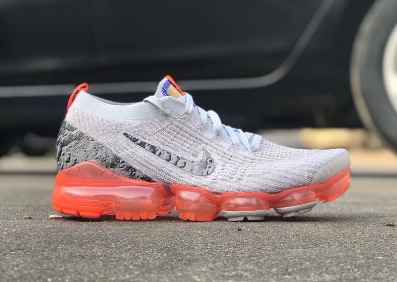 "Nike Air VaporMax 3.0 ""Moon Landing""​ 货号: AJ6900-001"