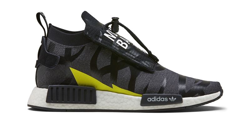 BAPE x NEIGHBORHOOD​ x Adidas POD 3.1 货号:EE9431