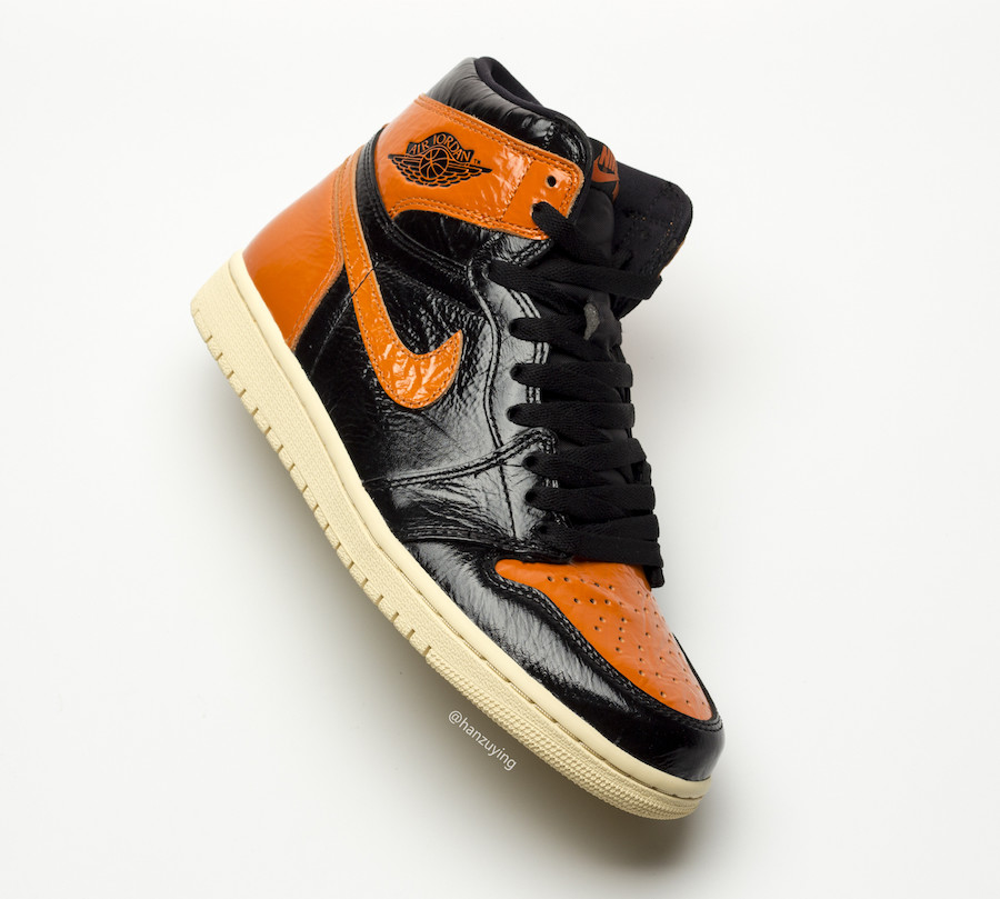 Air Jordan 1 Retro High OG 扣碎3.0 货号:555088-028