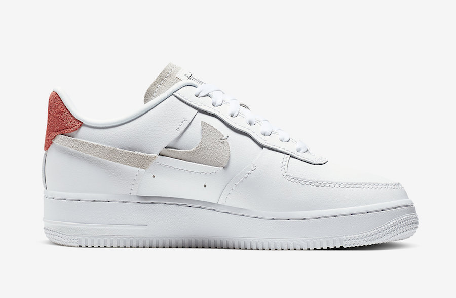 "Air Force 1 ""Inside Out"" 断钩 货号:898889-103"