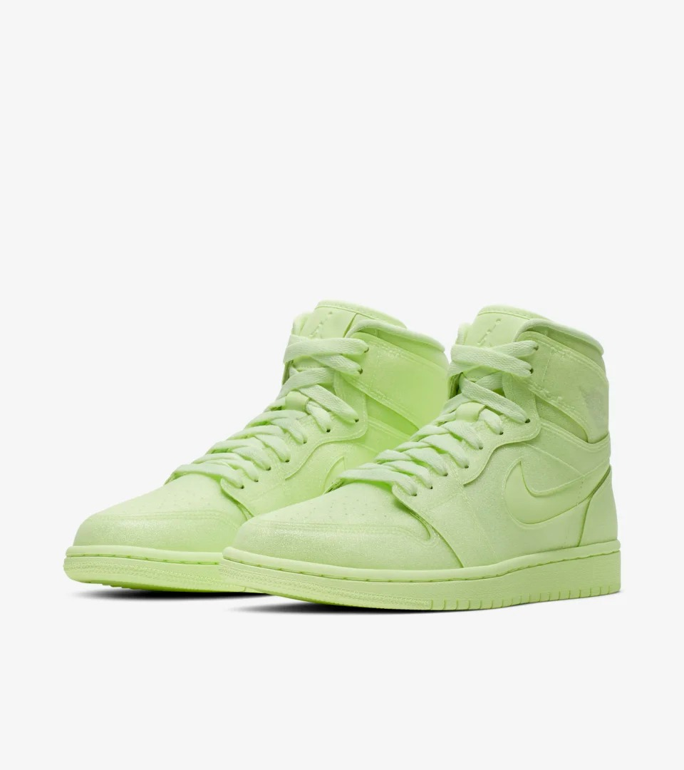 Air Jordan 1 Hi Prem 实物图欣赏