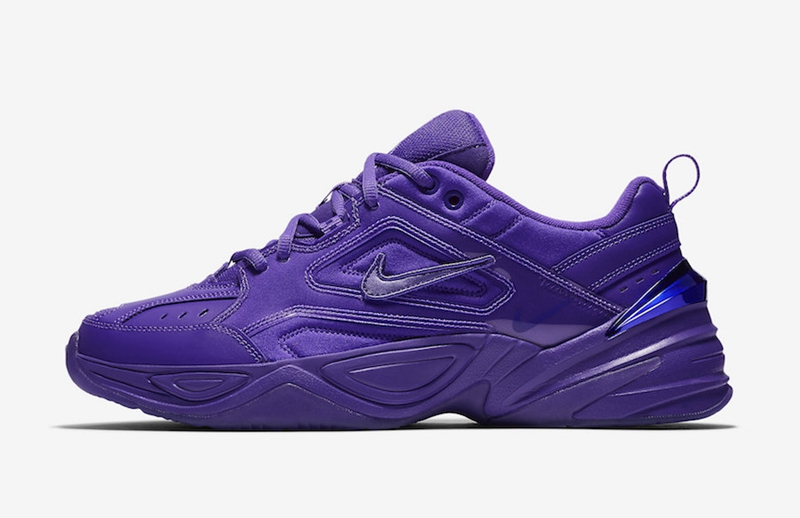 "Nike M2K Tekno GEL""HYPER GRAPE"" 货号:CI5749-555"