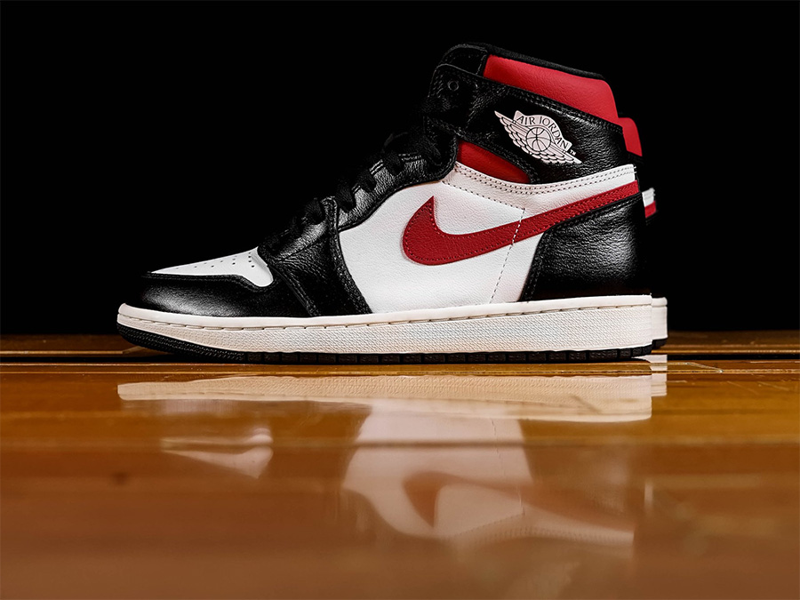 "Air Jordan 1 High OG ""Gym Red"" 货号:555088-061 即将发售"