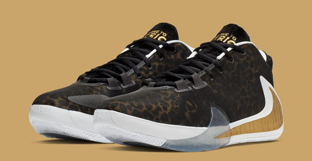 "Nike Zoom Freak 1 ""Coming to America"" 即将发售"