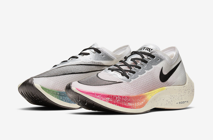 "Nike ZoomX VaporFly NEXT% ""Be True"" 货号:AO4568-101"