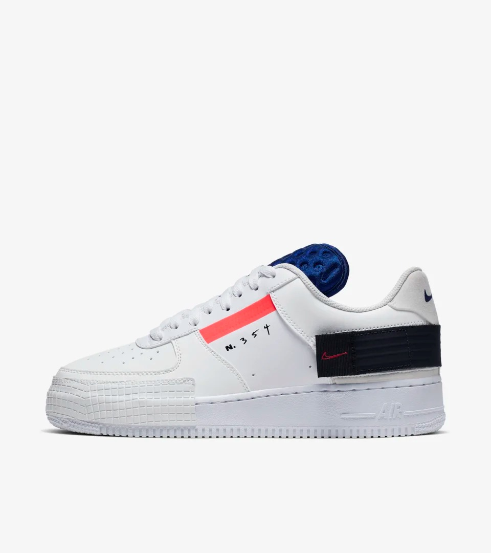 "Air Force 1 Type ""N.354"" 货号:CI0054-001"