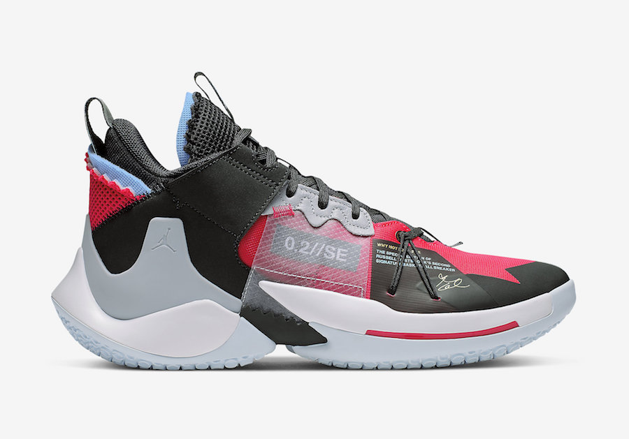 Jordan Why Not Zer0.2 SE 货号:AQ3562-600