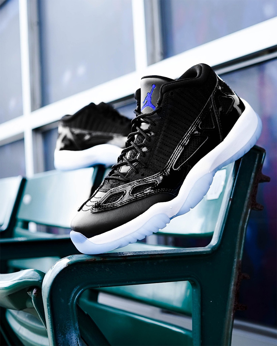 "Air Jordan 11 Low IE ""Space Jam"" 货号:919712-041"