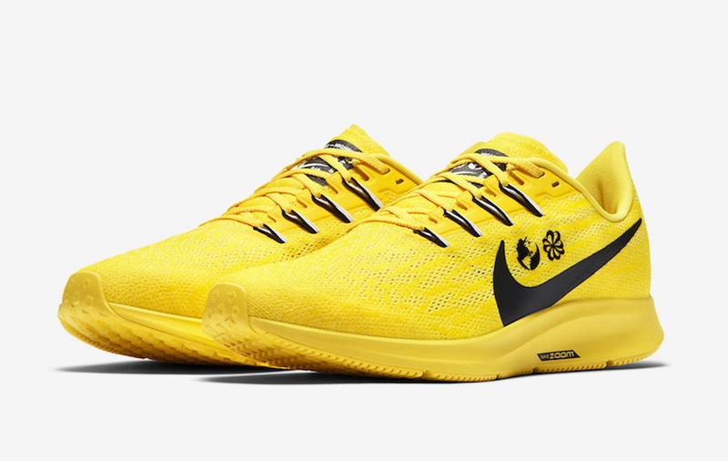 "Nike Air Zoom Pegasus 36 ""Cody Hudson"" 货号:CI1723-700"