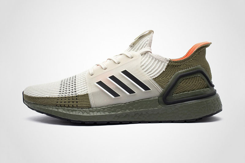 "全新adidas Ultra Boost 19 ""Oliver Green"" 即将发售"