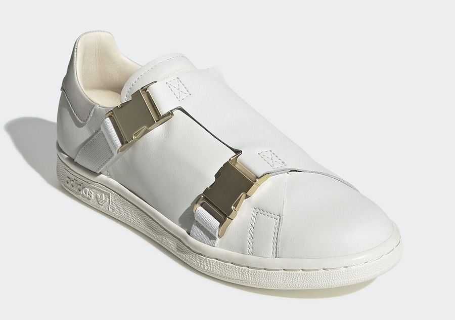 adidas Stan Smith Buckle 货号:EE4889