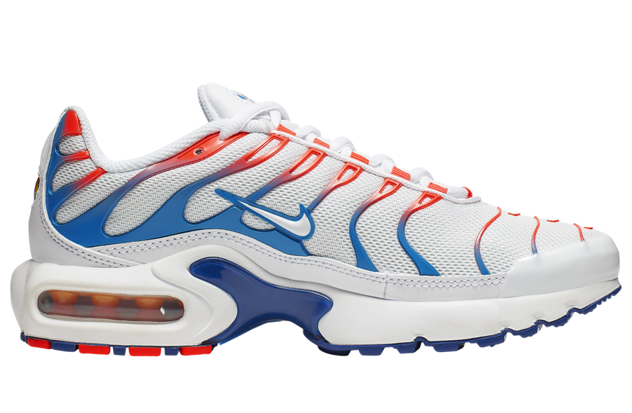 "Nike Air Max Plus GS ""3D"" 货号:CQ9893-400"