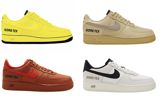 Air Force 1 Low Gore-Tex 货号:CK2630-800