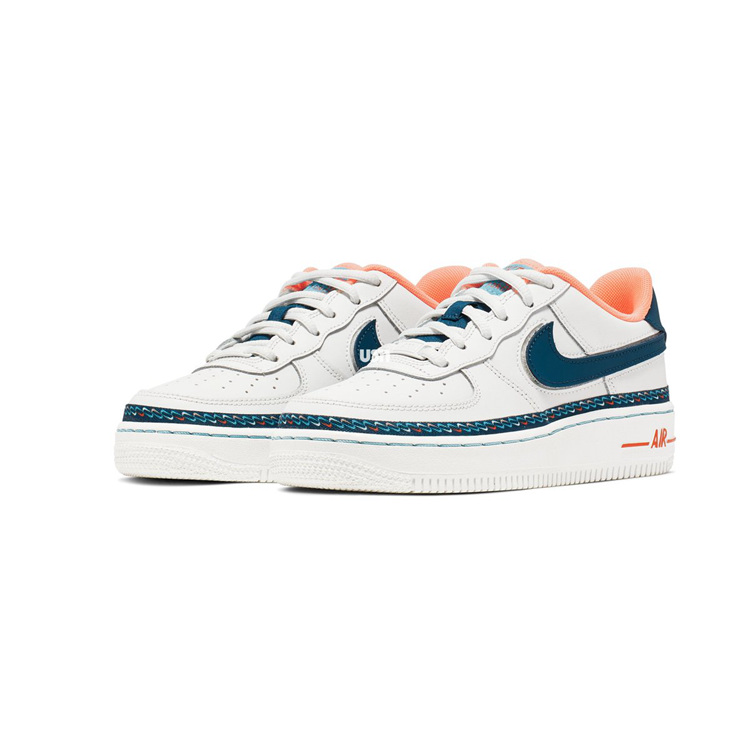Nike Air Force 1 Low 发售日期:8 月 17 日