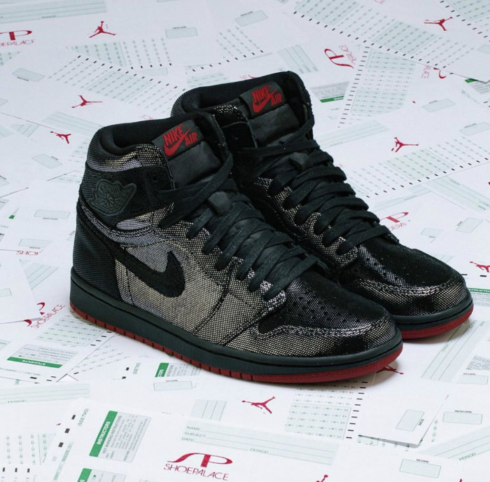 "Air Jordan 1 High OG WMNS ""Fearless"" 发售日期:2019 年底"