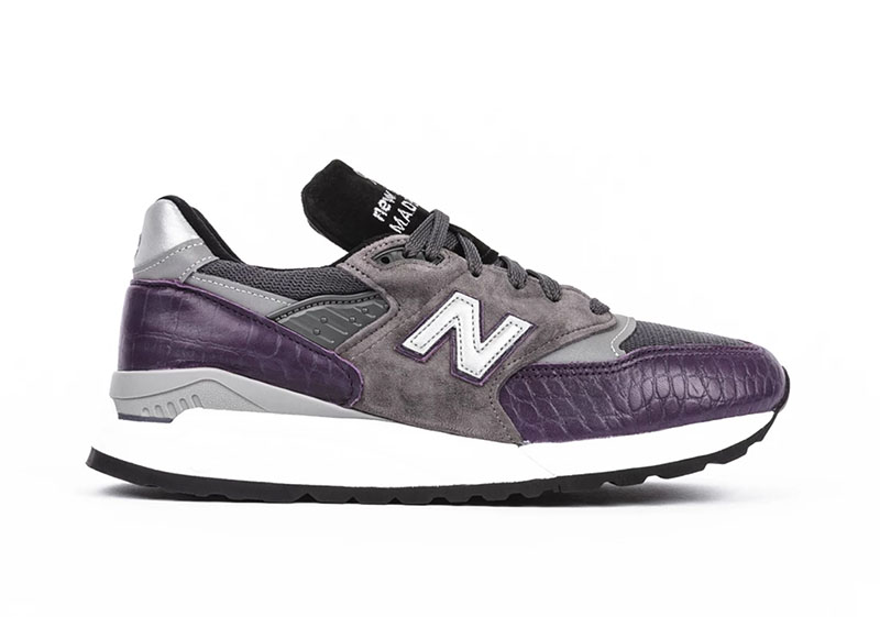 "New Balance 998 ""Made in The USA"" 货号:M998AWH"