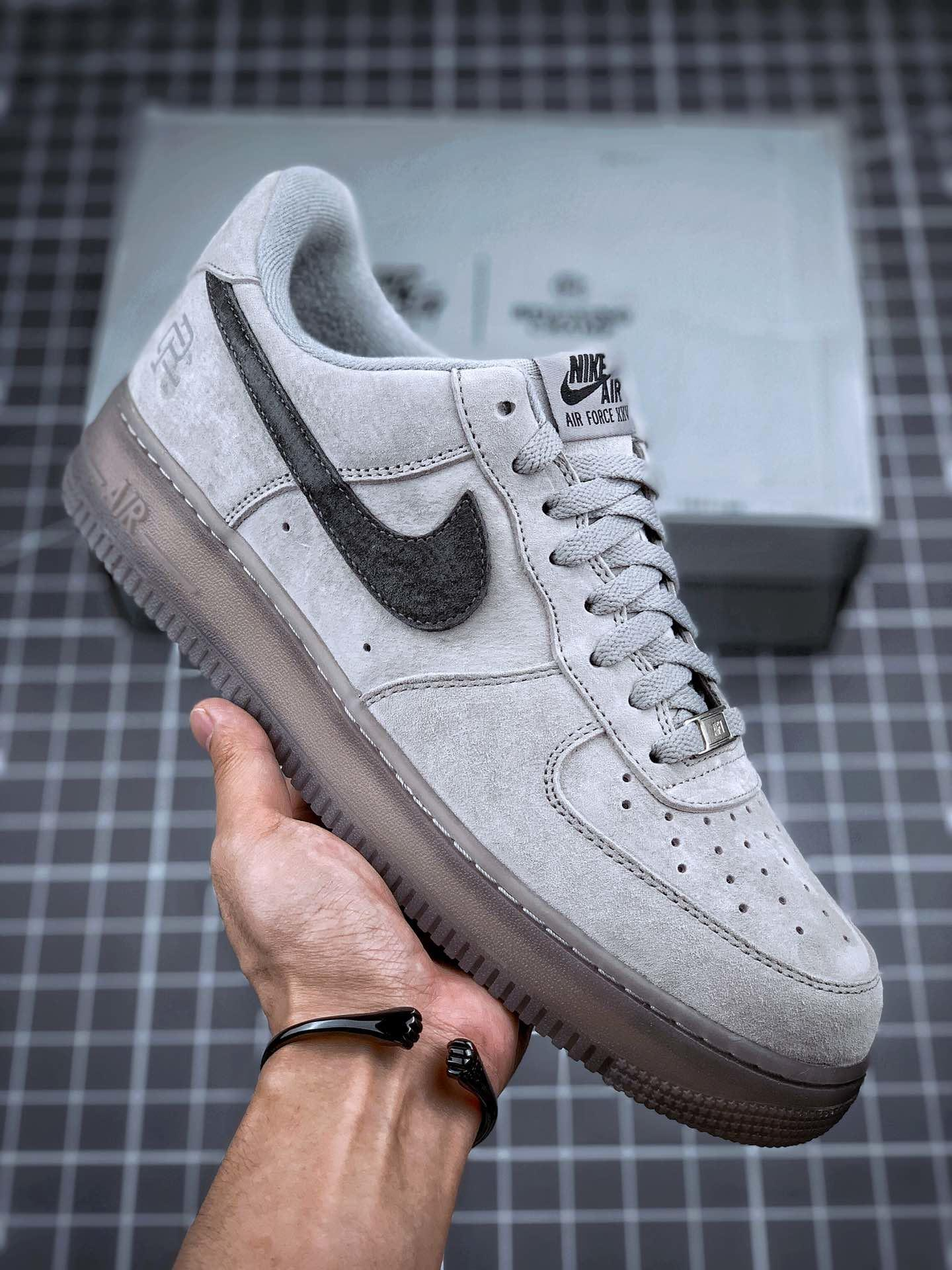 Air Force1 Low x Reigning Champ 卫冕冠军联名款