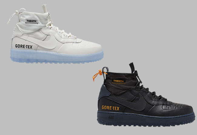 Air Force 1 WTR GORE-TEX 货号:CQ7211-001-002