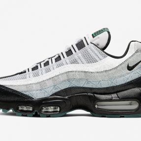 Nike Air Max 95「亡灵节」配色 Day of the Dead