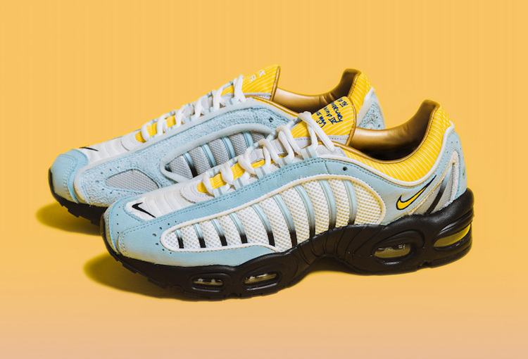 "Sneakersnstuff x Nike Air Max Tailwind 4 ""20th Anniversary"" 货号:CK0901-400"