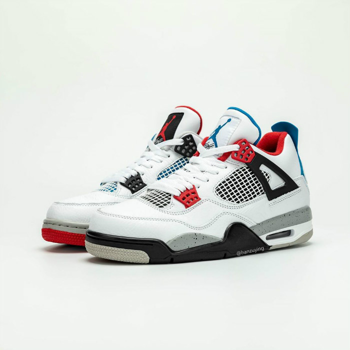 "Air Jordan 4 ""What The"" 货号:CI1184-146"