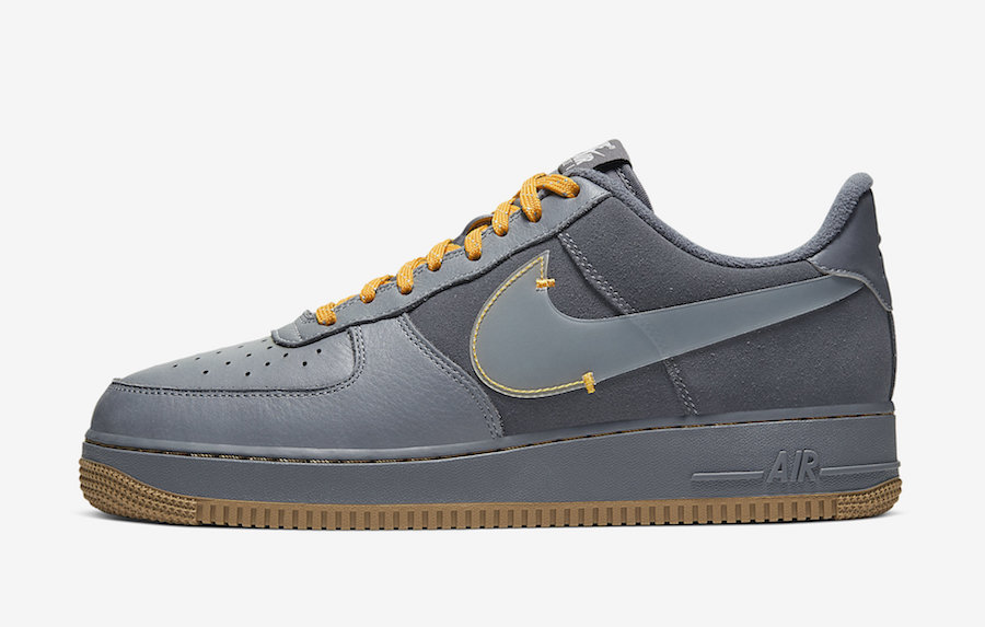 Nike Air Force 1 Low 货号:CQ6367-001