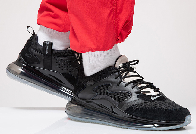 "Nike Air Max 720 OBJ ""Black"" 货号:CK2531-002"